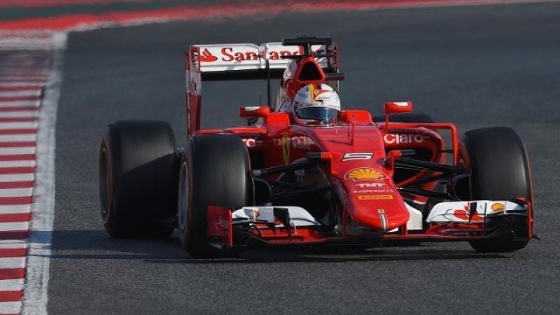 Sebastian Vettel to revitalise Ferrari